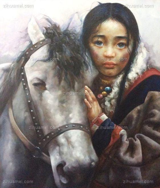 www.zihuamei.com 油画
