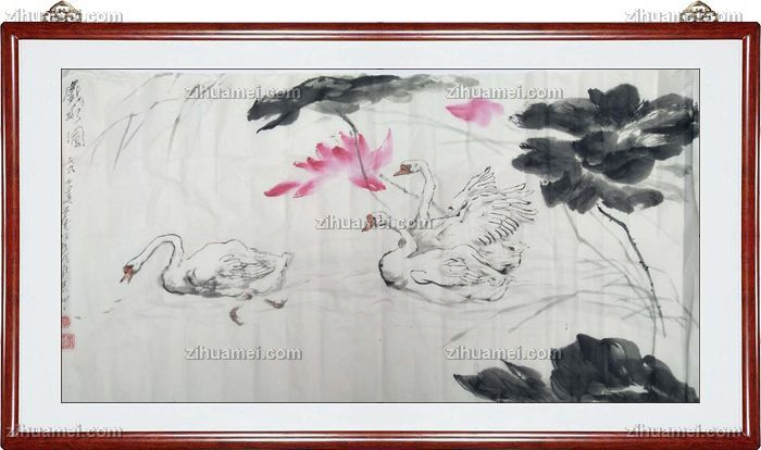 写意国画动物画