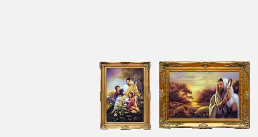 European style oil painting