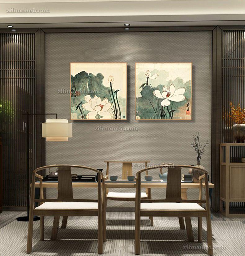 新中式古典装饰画