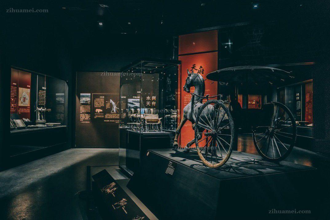 博物馆展览