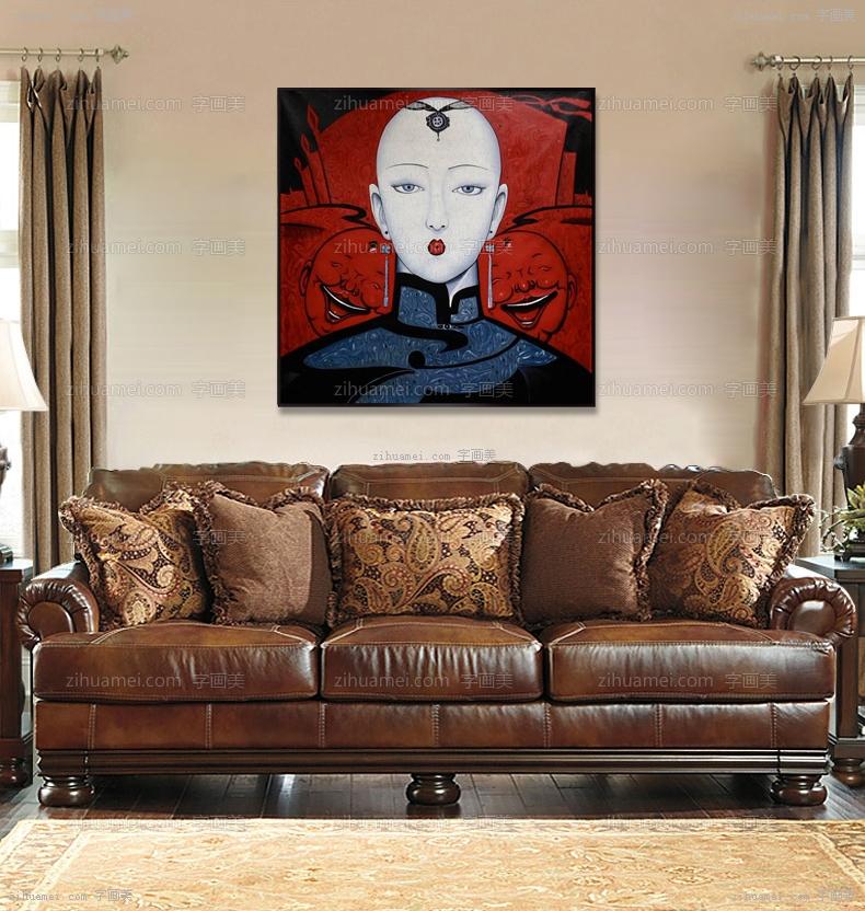 现代油画艺术