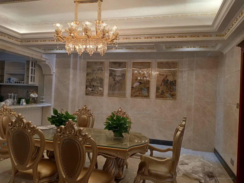 客厅挂画油画风景